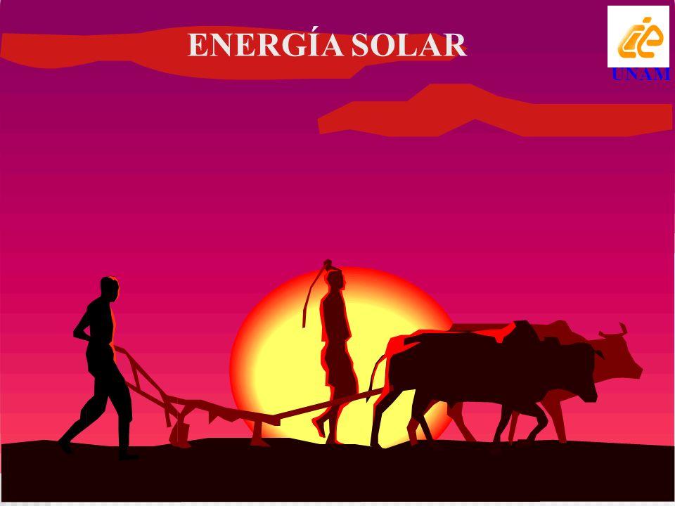 ENERGÍA SOLAR UNAM