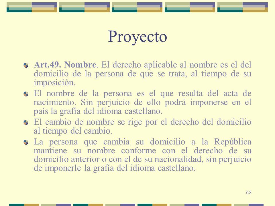 68 Proyecto Art.49.Nombre.
