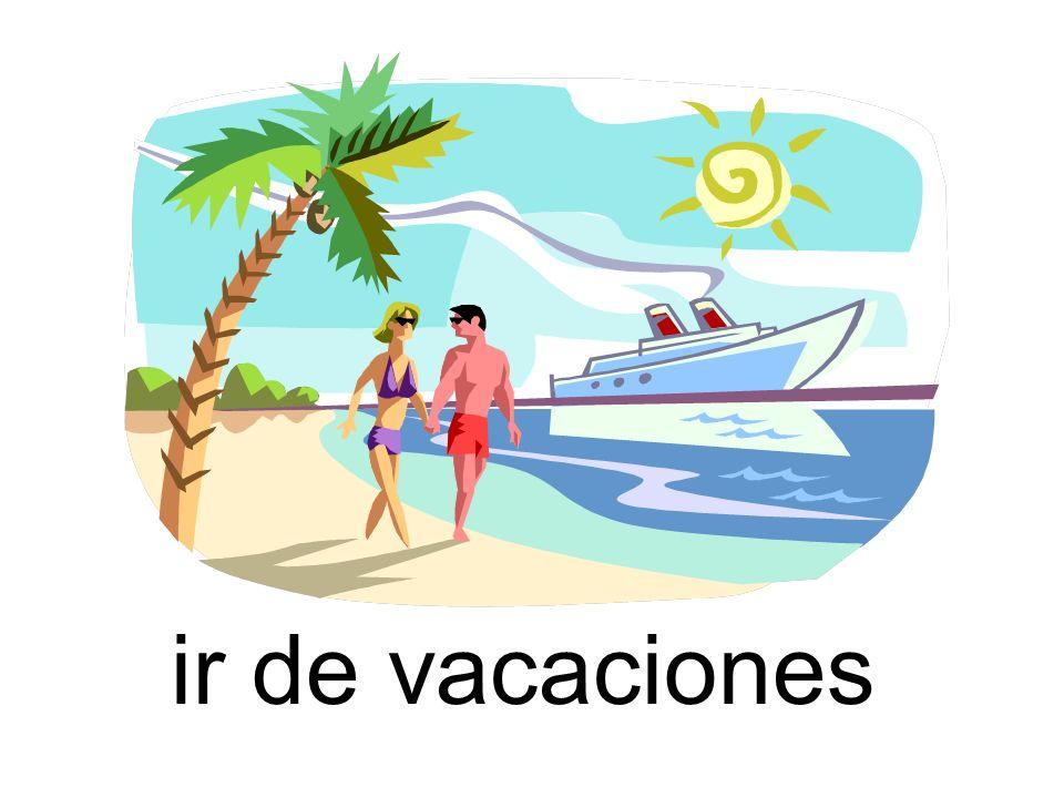 ir de vacaciones