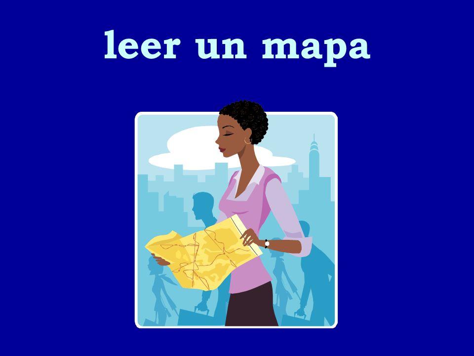 leer un mapa