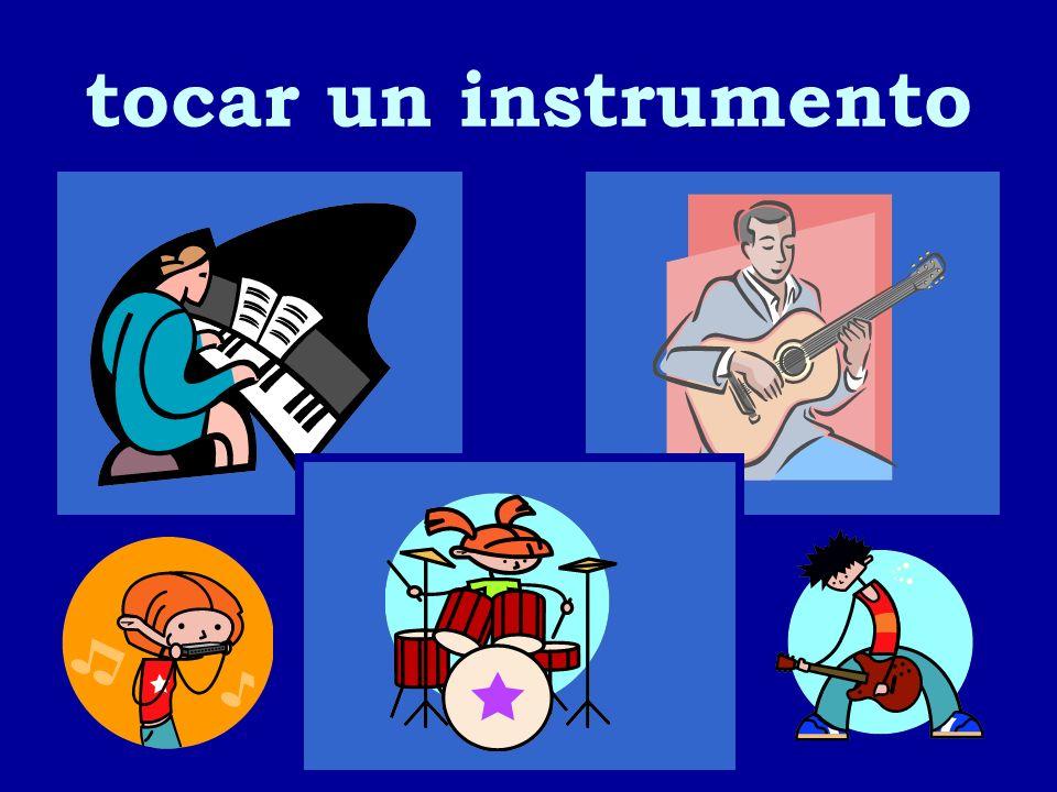 tocar un instrumento 13