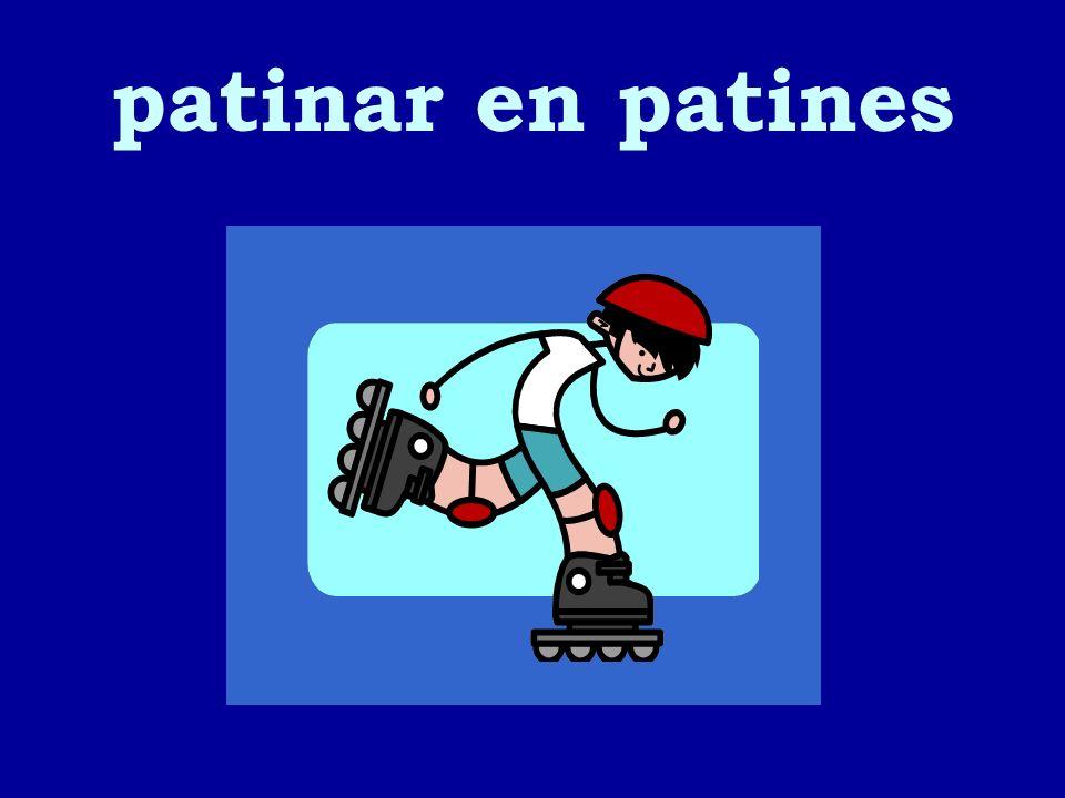 patinar en patines 11