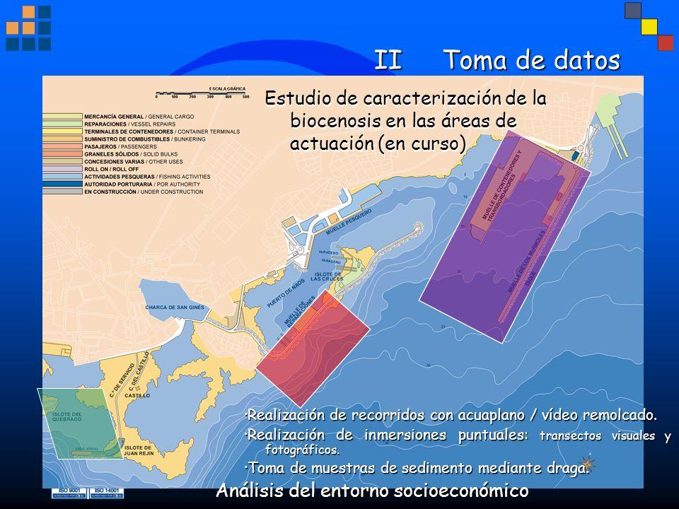 IMAGEN POSIBLE PUERTO NAOS ESTRATEGIAS DE ORDENACIÓN Puerto Naos B C D Acercamiento de atraque de cruceros a la ciudad.
