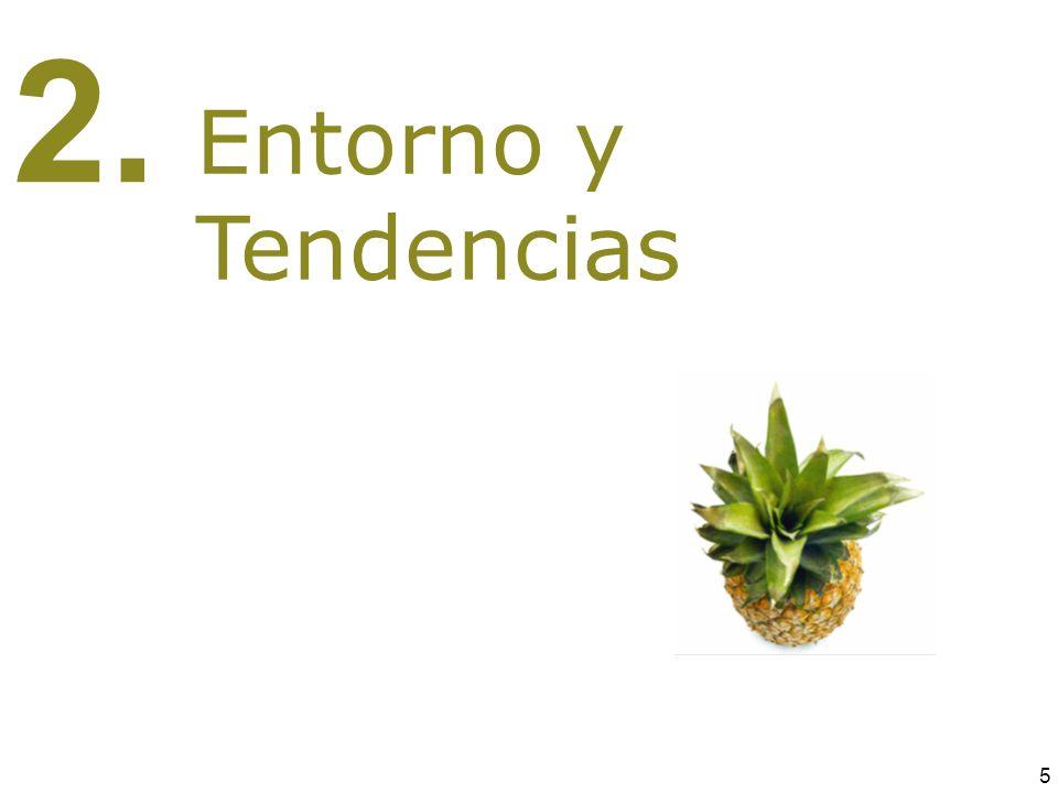 2. 5 Entorno y Tendencias