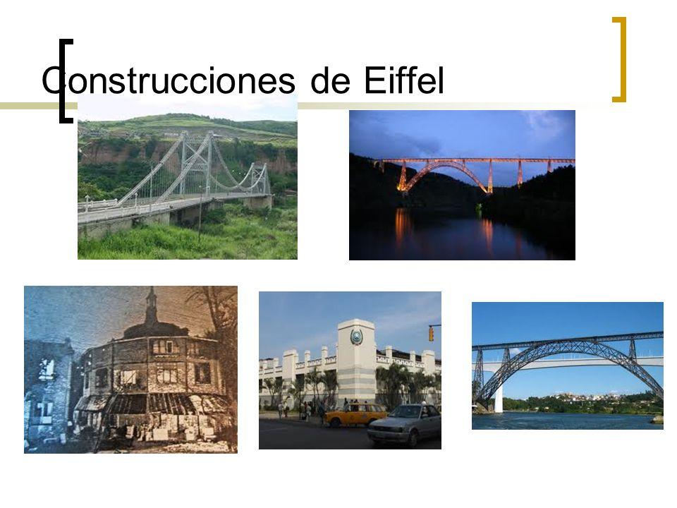 Construcciones de Eiffel