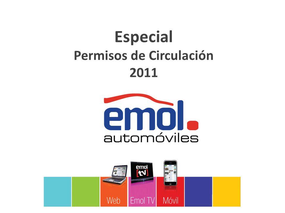 Especial Permisos de Circulación 2011