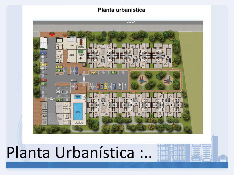 Apartamentos :.. Área construída: 61.11 m² Área privada: 54.37 m²