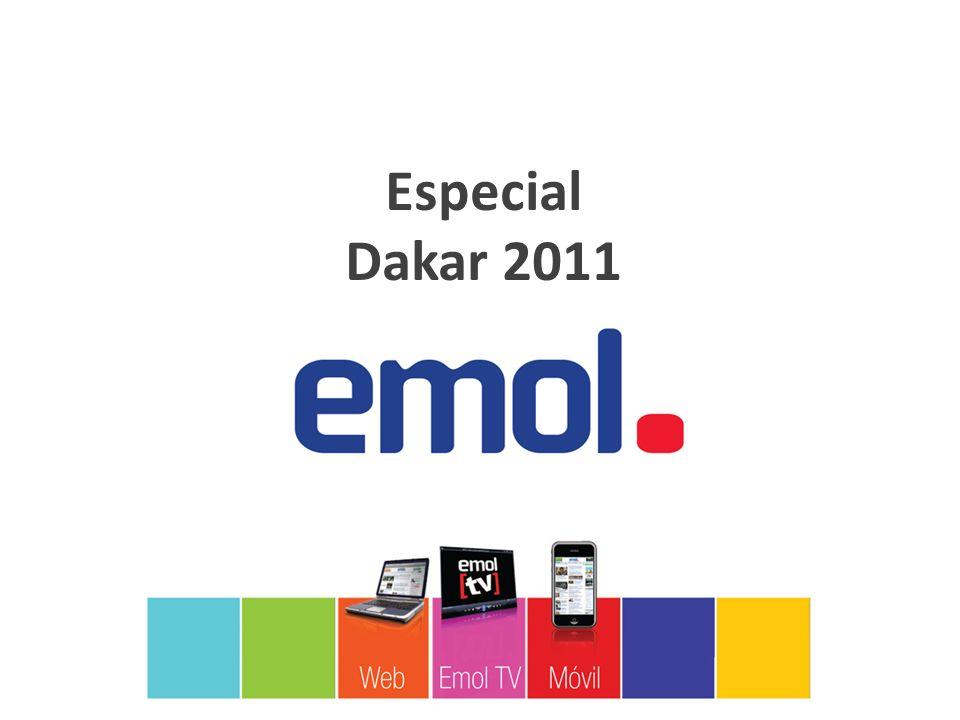 Especial Dakar 2011