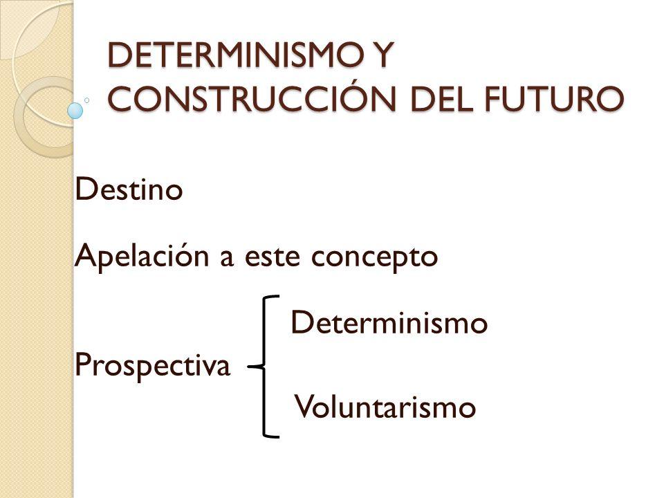 RELACIÓN DE LA PROSPECTIVA Y LA ESTRATEGIA Estrechamente relacionadas ya que el ejercicio de la prospectiva apunta directamente al desarrollo de estrategias para lograr un futuro deseado.