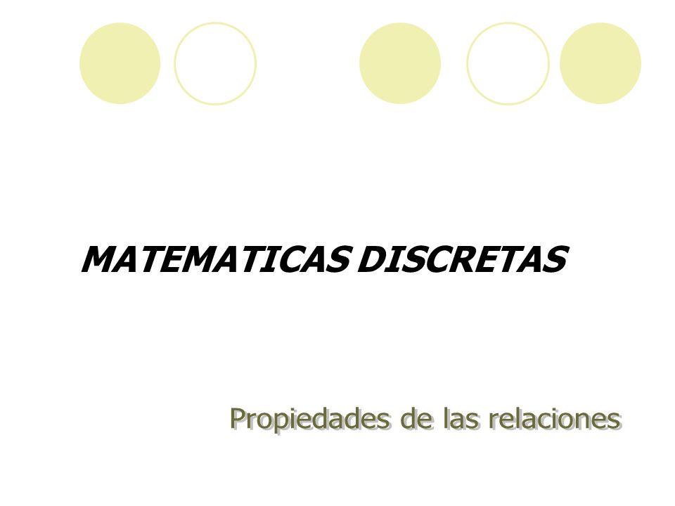 Ejercicios Ejercicio 1: Sea A = {1, 2, 3, 4}.
