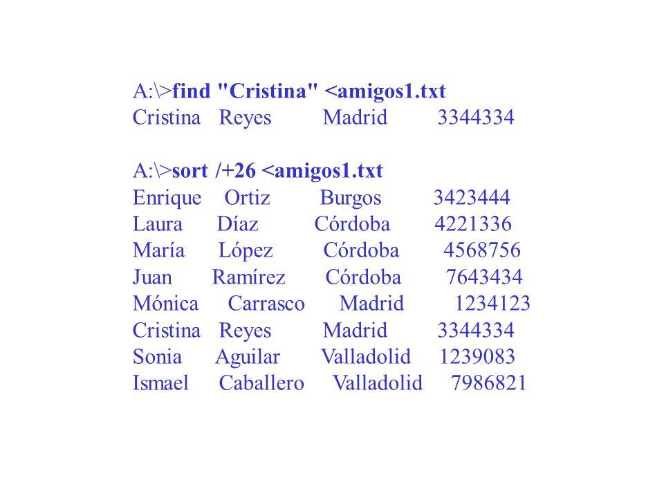 A:\>find
