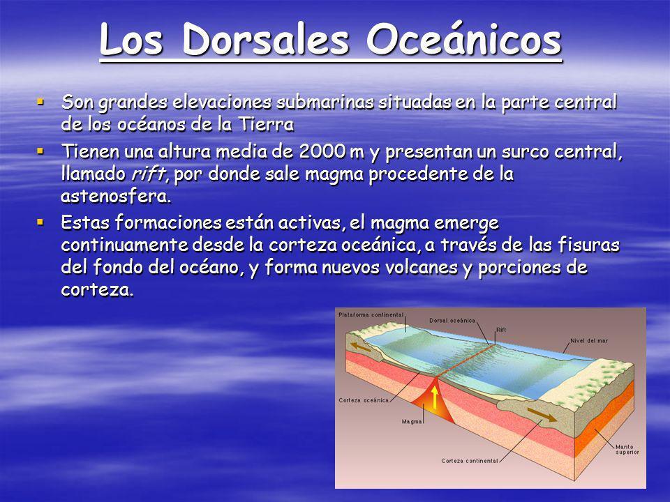 Fosas Oceánicas Son regiones deprimidas y alargadas del fondo submarino donde aumenta la profundidad del océano Son regiones deprimidas y alargadas del fondo submarino donde aumenta la profundidad del océano Es una forma de relieve oceánico que puede llegar hasta los 11 Km de profundidad.