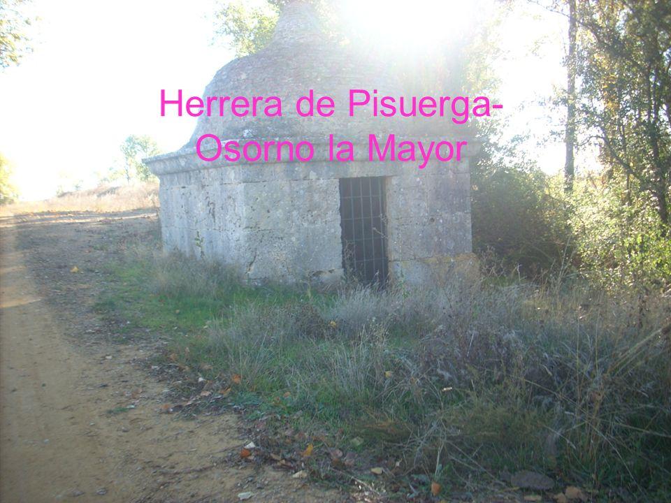 Herrera de Pisuerga- Osorno la Mayor