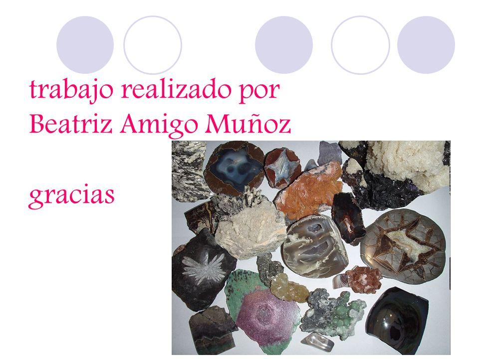 trabajo realizado por Beatriz Amigo Muñoz gracias