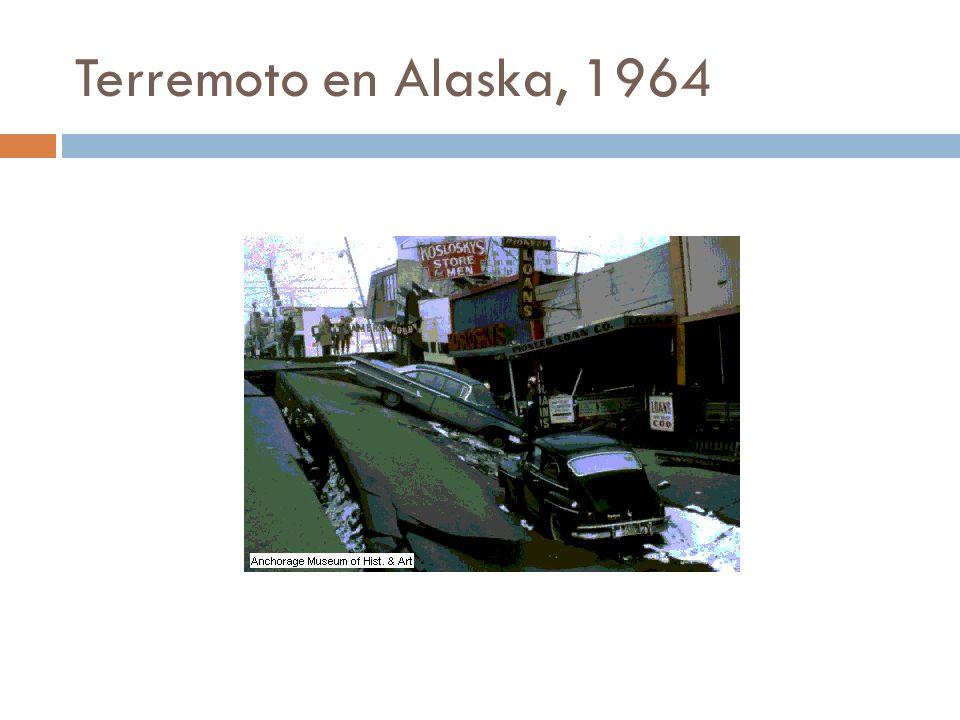 Terremoto en Alaska, 1964