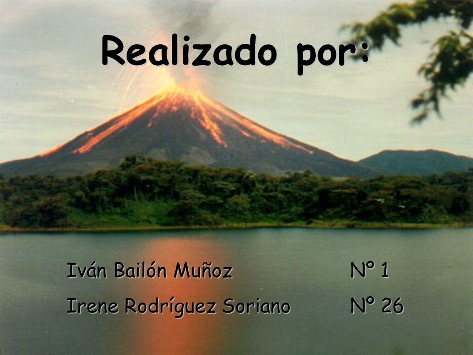 Realizado por: Iván Bailón MuñozNº 1 Irene Rodríguez SorianoNº 26