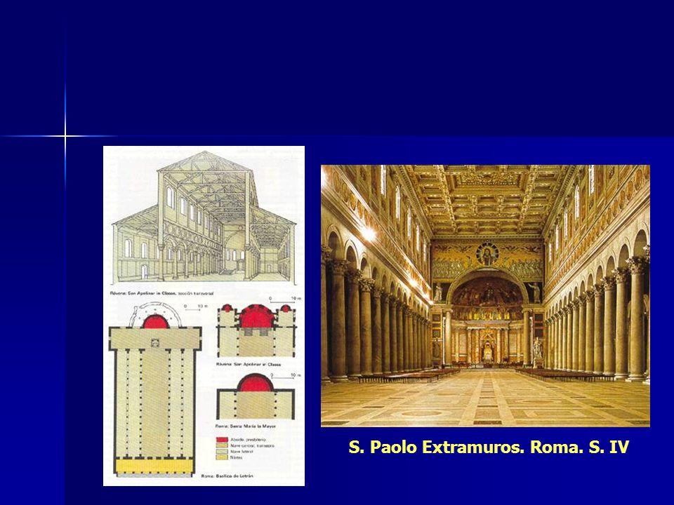 S. Paolo Extramuros. Roma. S. IV