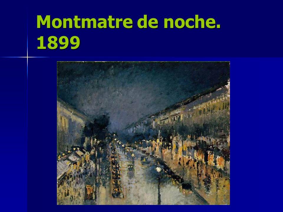 A.RENOIR Participó en la I Exposición Impresionista de 1874.