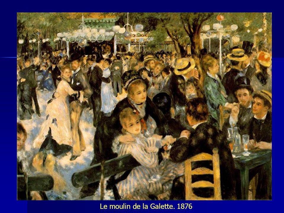 El columpio. 1876.
