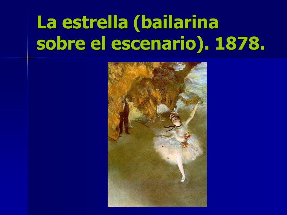 Miss La la en el Circo Fernando. 1879.