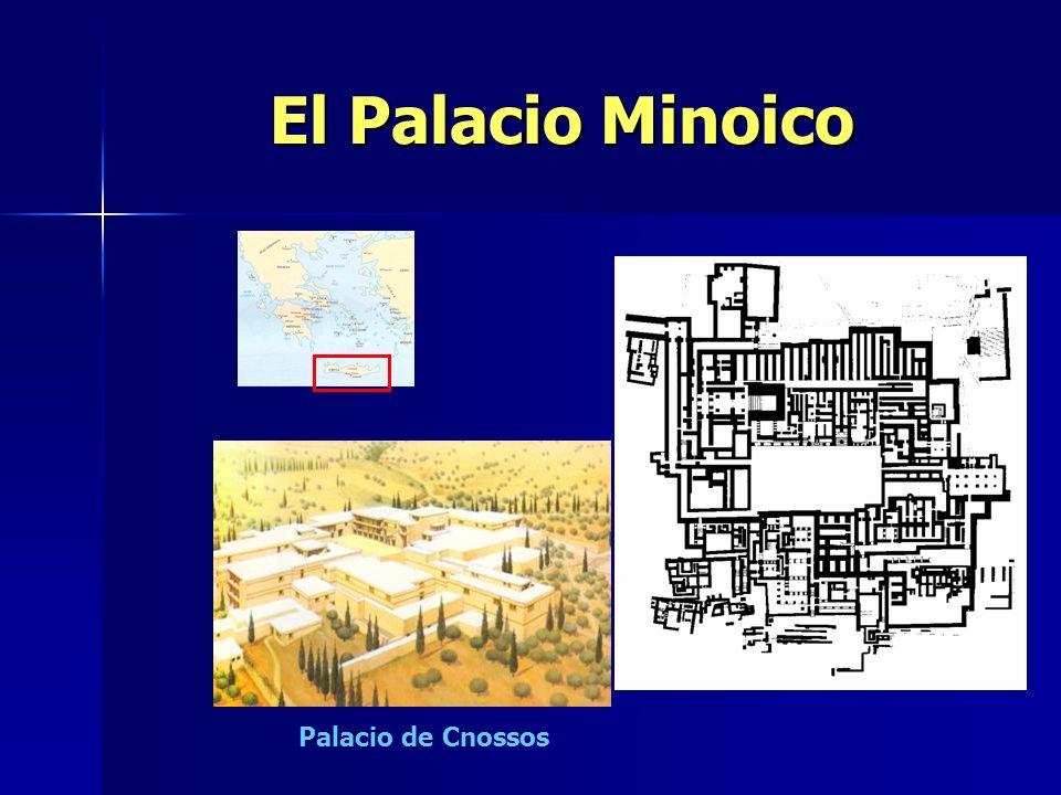 El Palacio Minoico Palacio de Cnossos