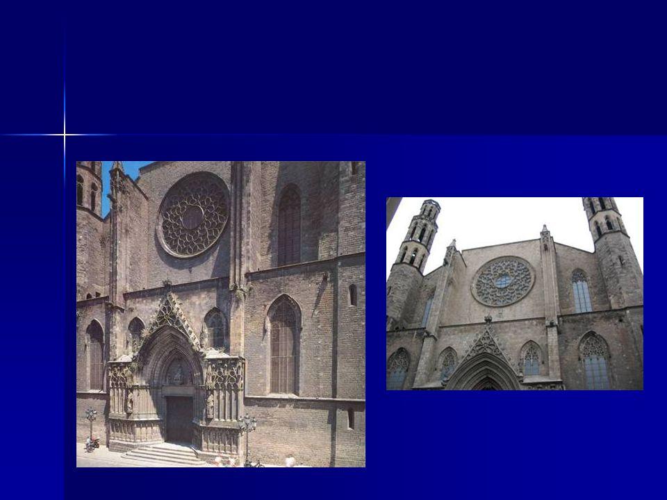 Técnicas y soportes La pintura sobre retablos La pintura sobre retablos Ático Espigas Calle central Calles laterales Banco o predela Gonçal Peris: Ret.