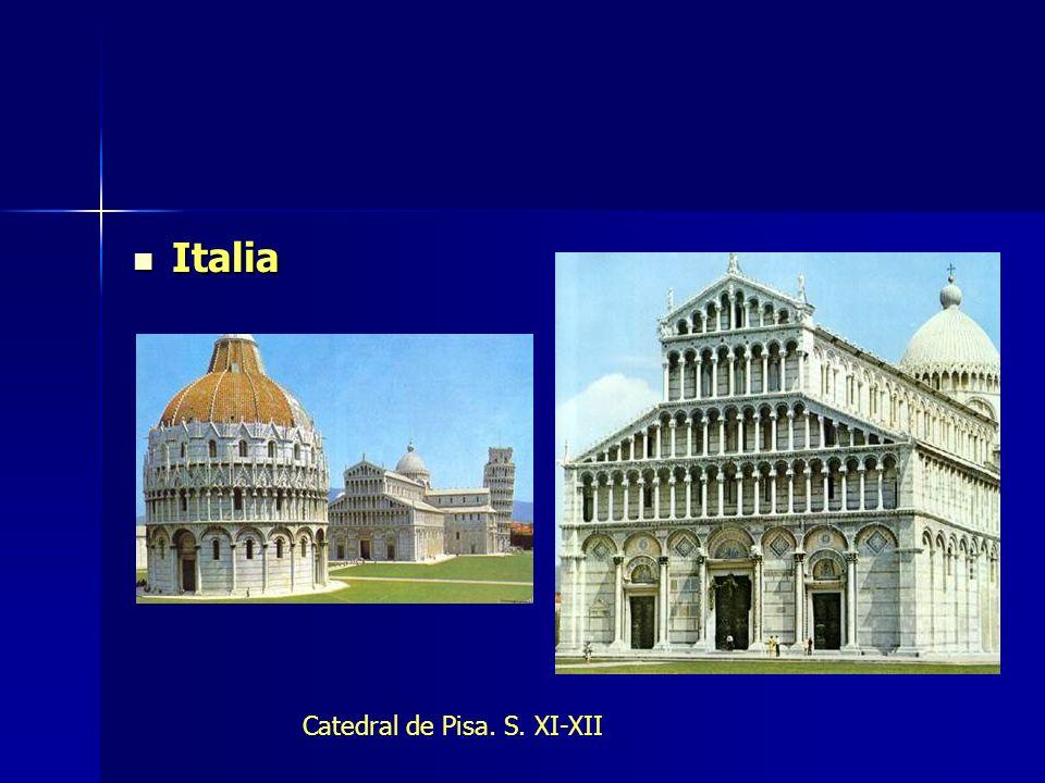 Italia Italia Catedral de Pisa. S. XI-XII