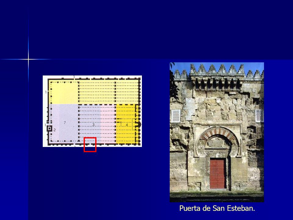 Puerta de San Esteban.