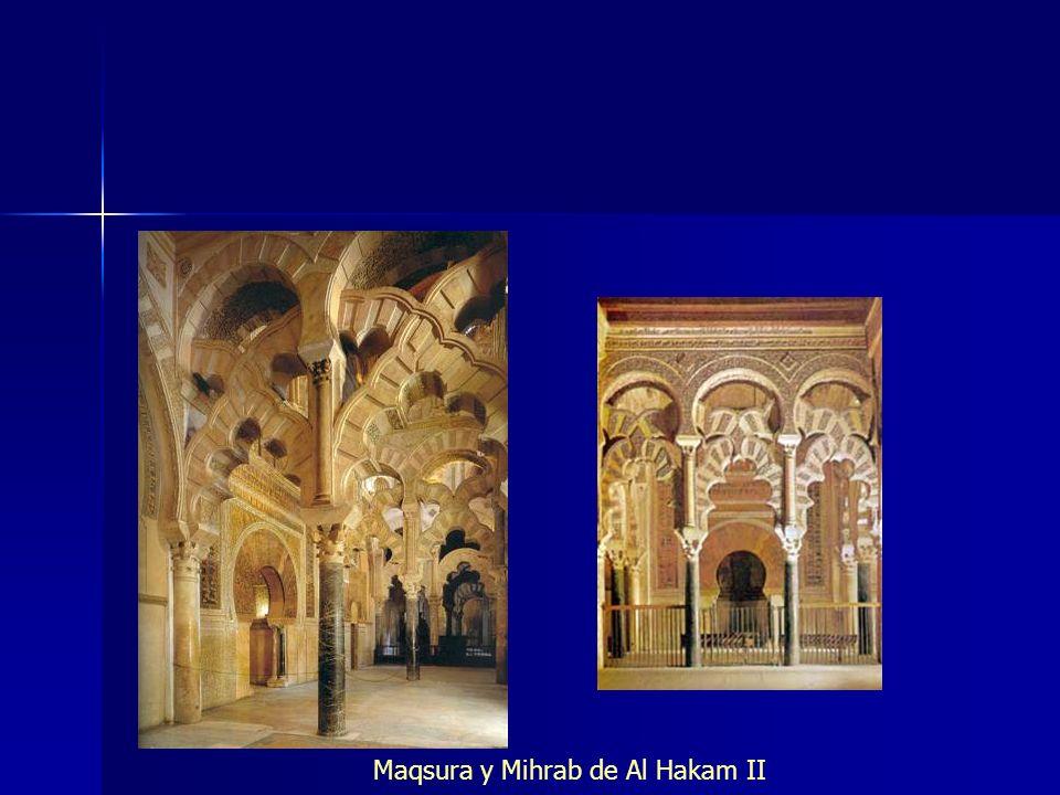 Maqsura y Mihrab de Al Hakam II