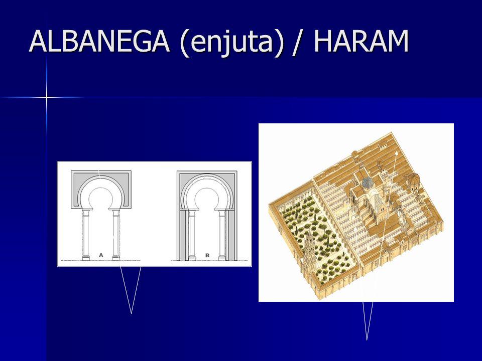 ALBANEGA (enjuta) / HARAM