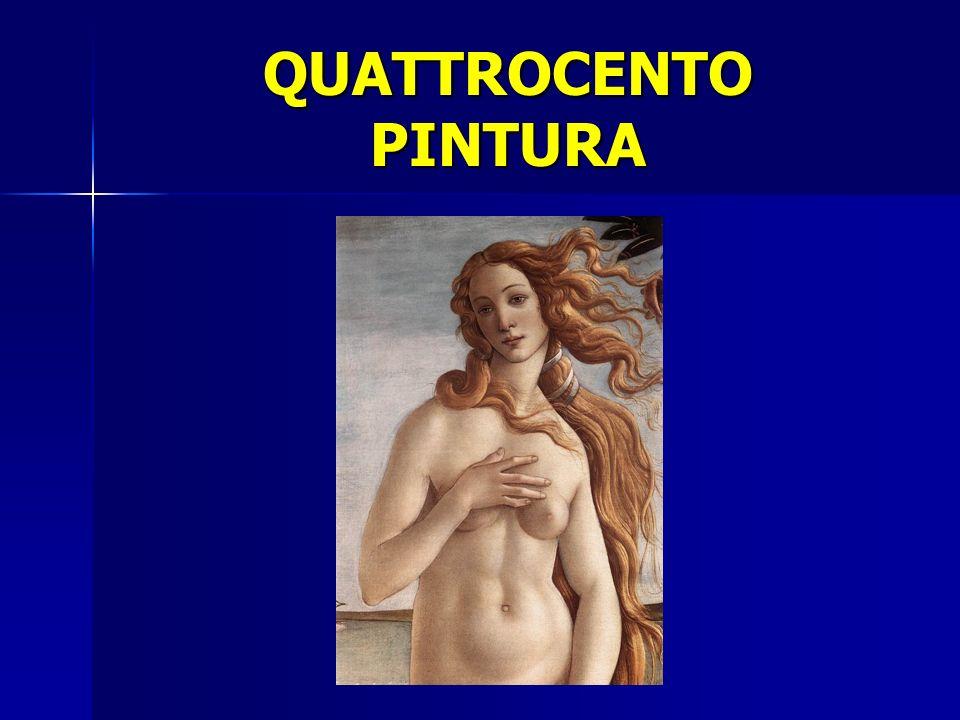 QUATTROCENTO PINTURA