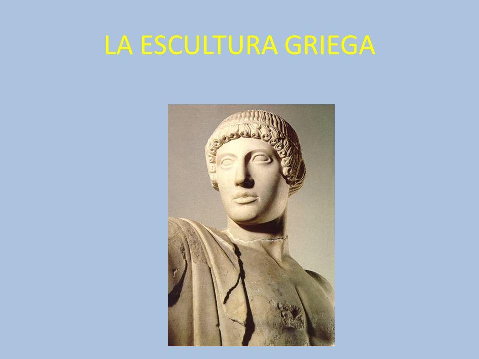 Leocares Apolo de Belvedere. S. IV a.c.