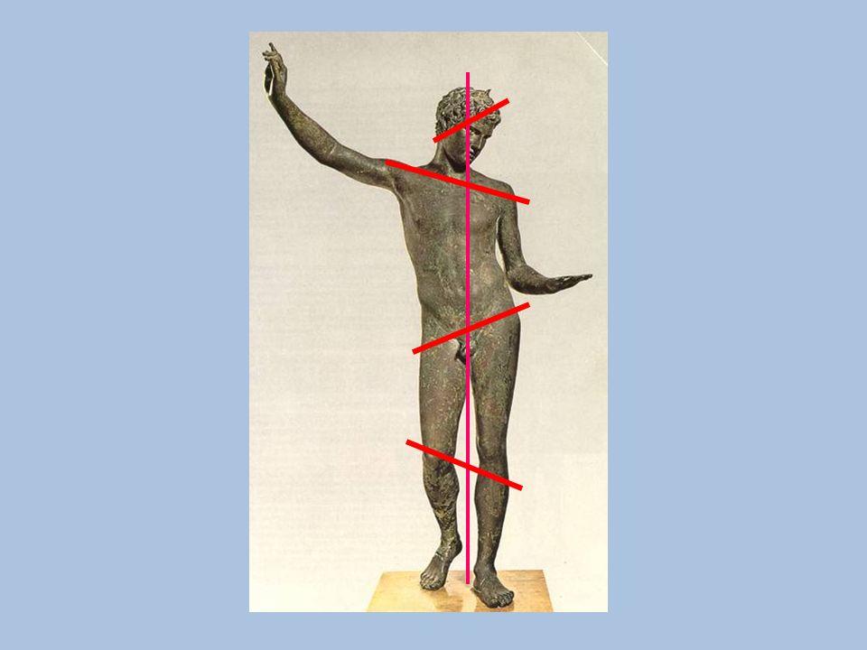 La escultura griega.