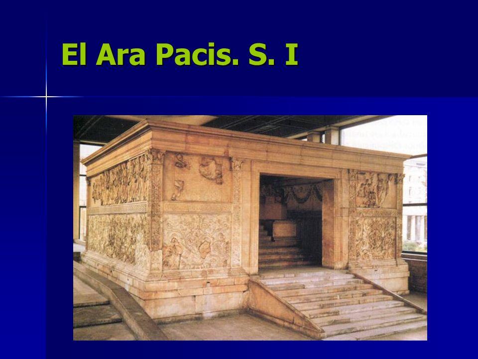 El Ara Pacis. S. I