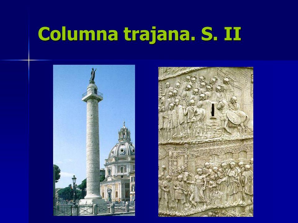 Columna trajana. S. II
