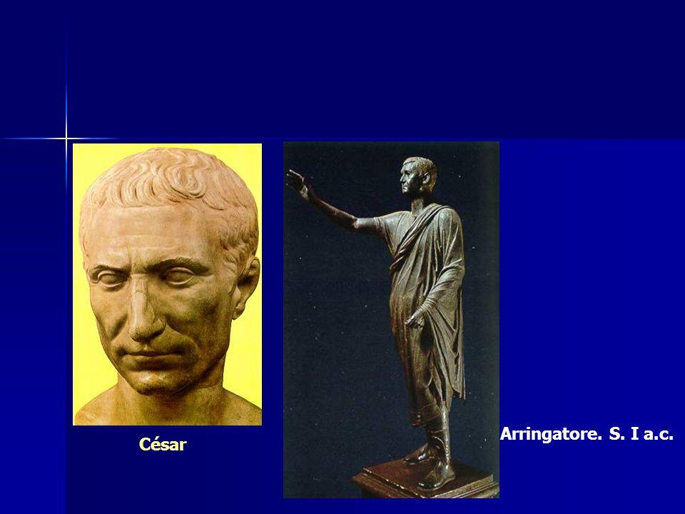 Arringatore. S. I a.c. César