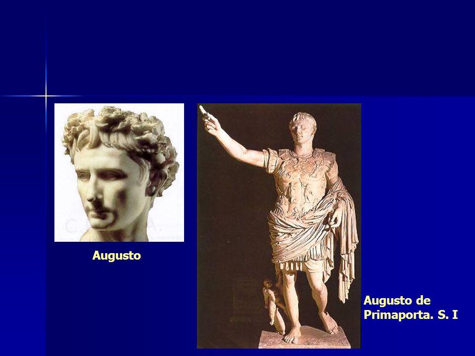 Augusto de Primaporta. S. I Augusto