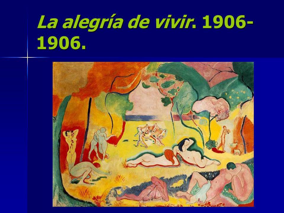 La alegría de vivir. 1906- 1906.