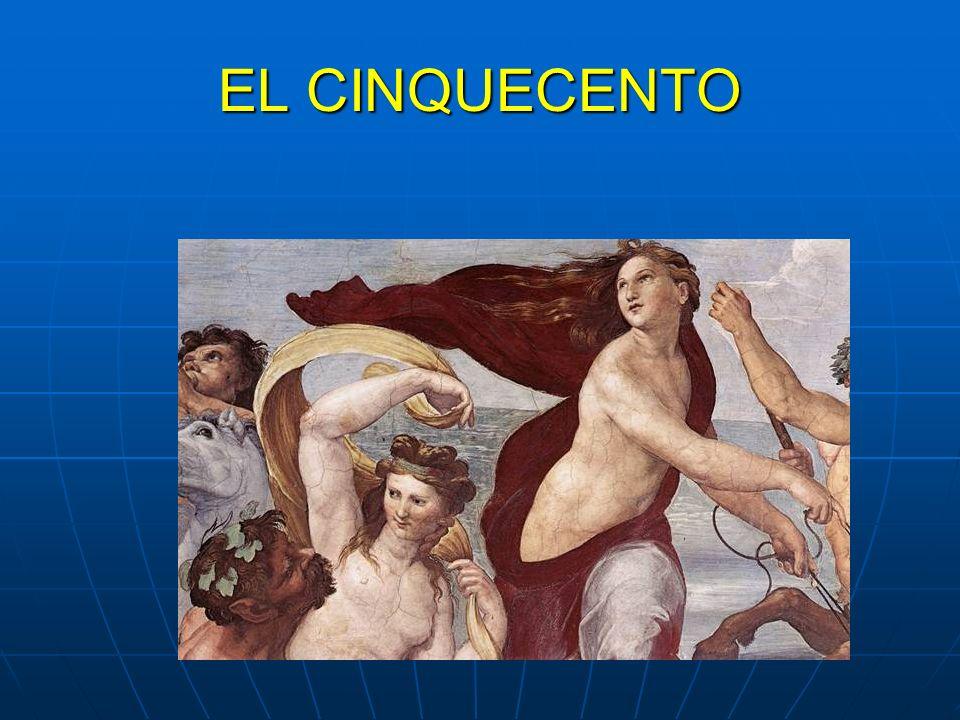 EL CINQUECENTO