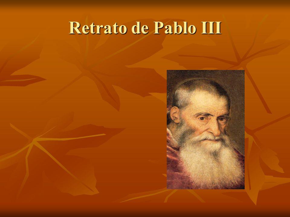 Retrato de Pablo III