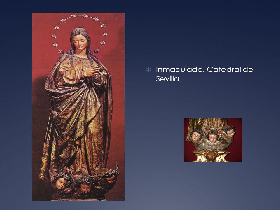 Inmaculada. Catedral de Sevilla.