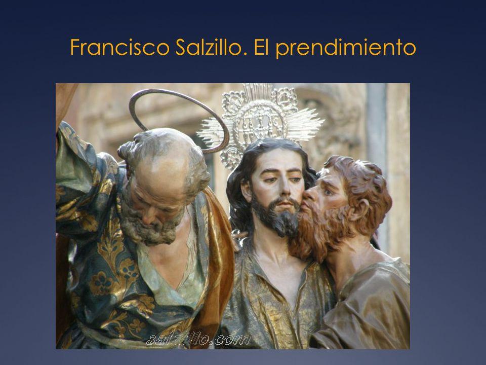 Francisco Salzillo. El prendimiento