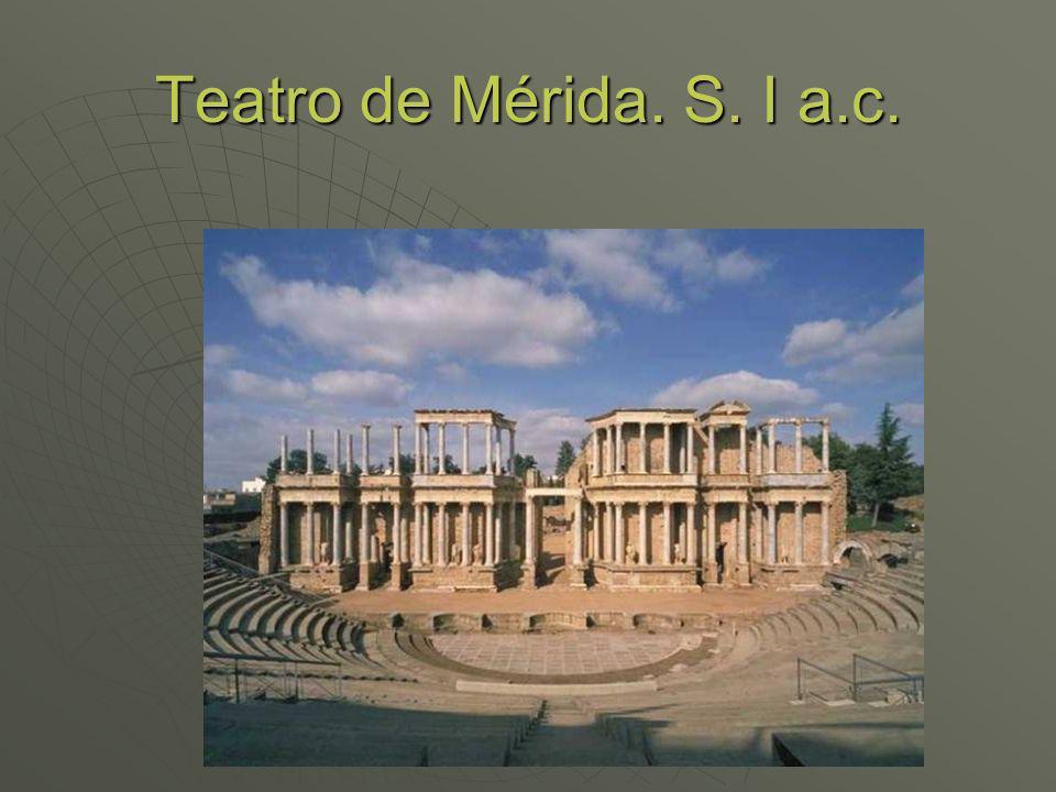 Ingeniería: Acueducto de Segovia. S. I a.c.