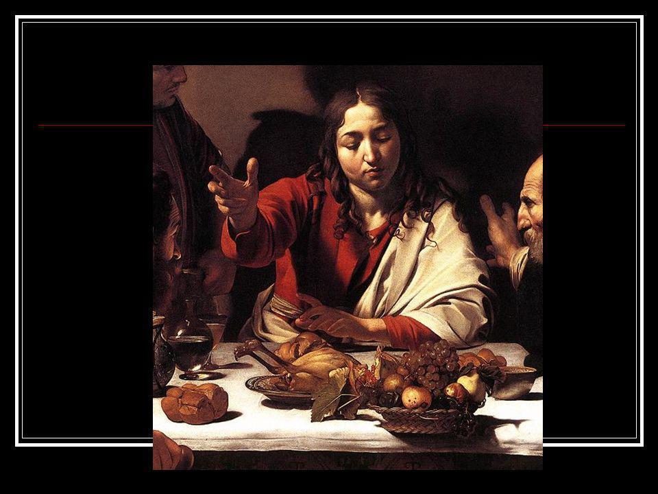 Caravaggio. La muerte de la Virgen 1606. Museo del Louvre