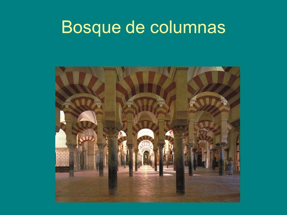Bosque de columnas