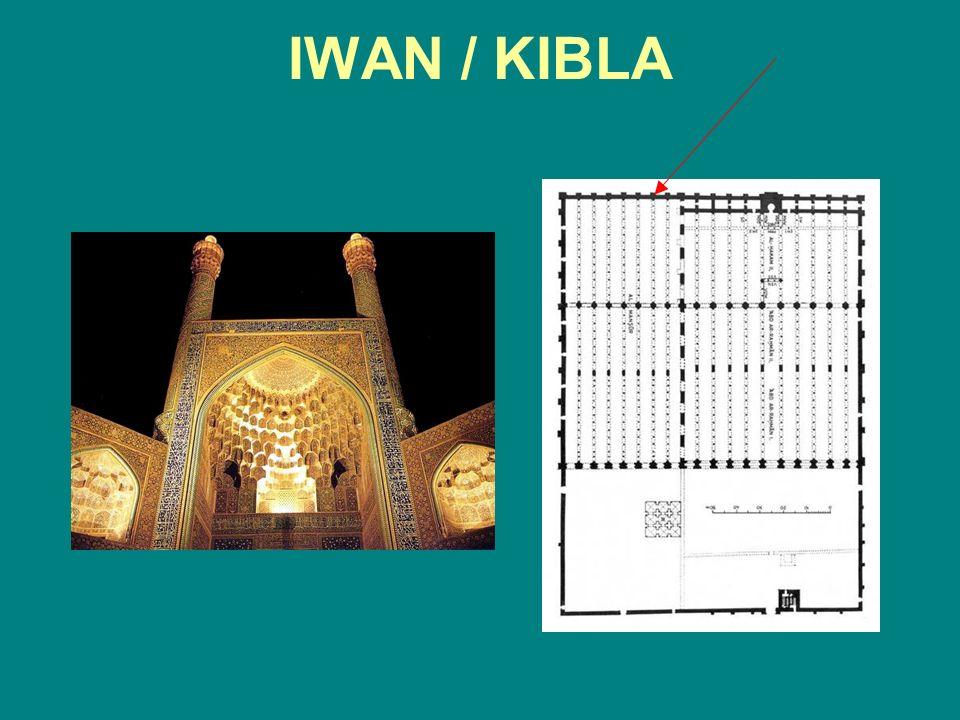 IWAN / KIBLA