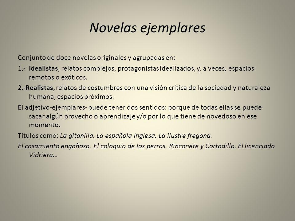Cervantes, poeta.