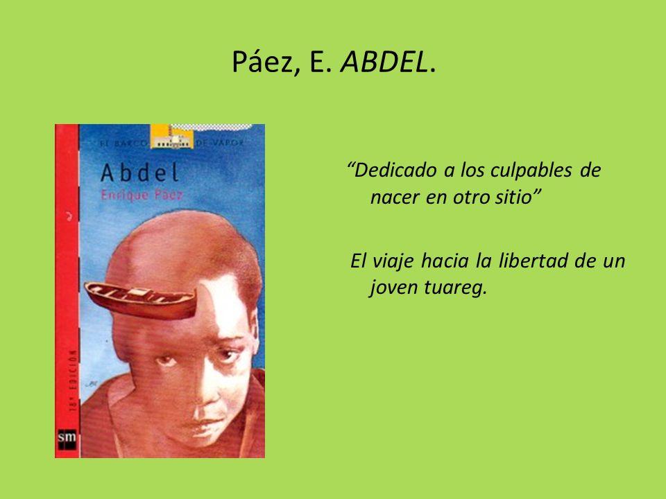 Páez, E. ABDEL.