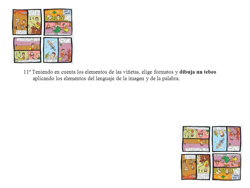 9º Haz un esquema con los principales recursos verbales. 10º Completa otra esquema con los recursos humorísticos y pon ejemplos.