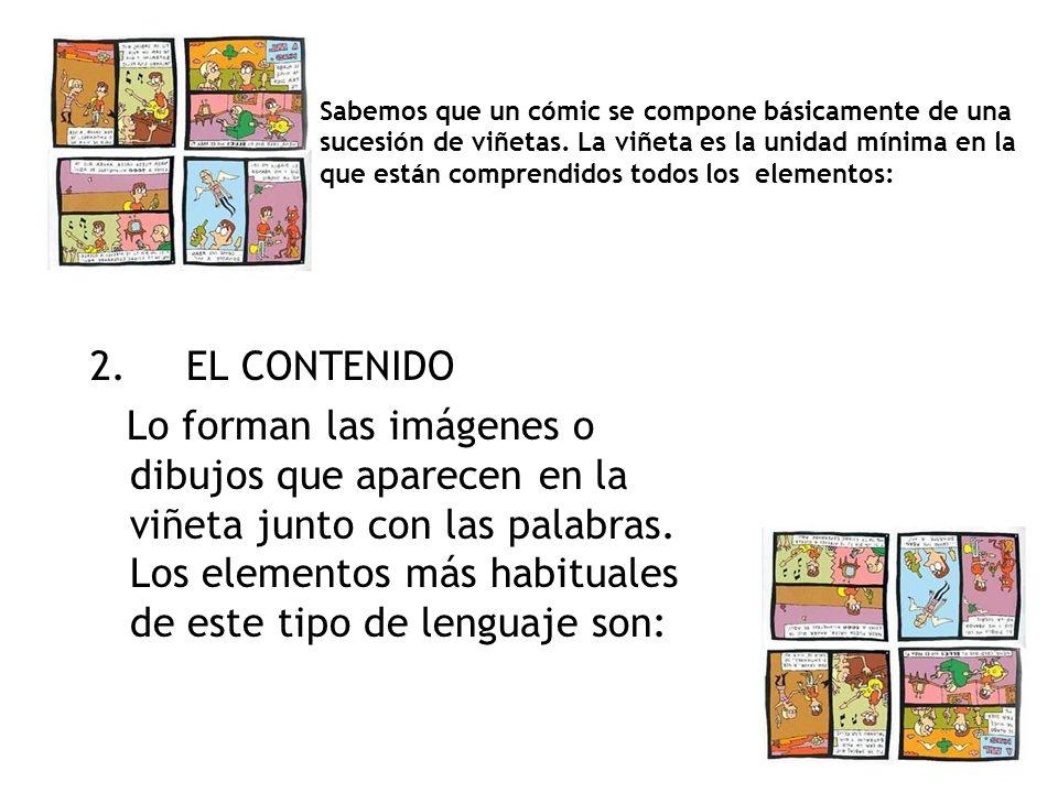 Sabemos que un cómic se compone básicamente de una sucesión de viñetas.